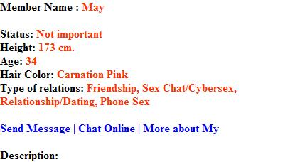 international online dating
