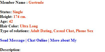 adult chat room
